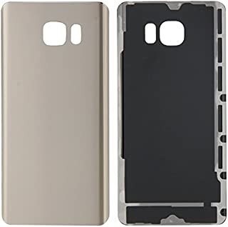 Mobile Replacement Parts iPartsBuy Battery Back Cover for Samsung Galaxy Note 5 / N920 (Color : Gold)