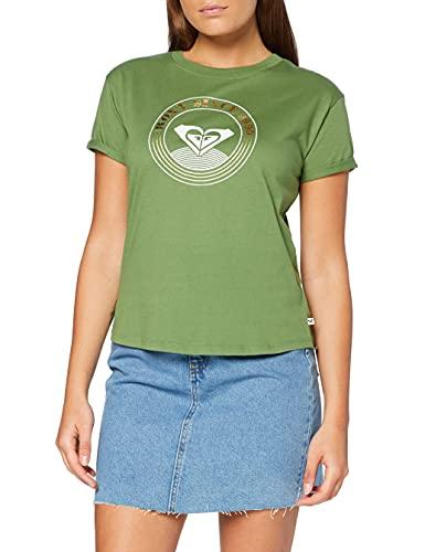 Roxy - Camiseta con Tejido orgánico para Mujer