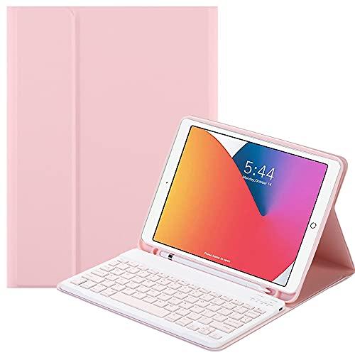 SsHhUu Funda con Teclado para iPad Mini 4 / iPad Mini 5...
