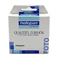 Heliopan 182 Adapter 58mm to 52mm Step-Up Ring (700182) [並行輸入品]