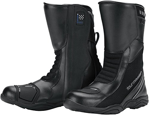 Tour Master Solution WP Air Road Boots - 10/Black