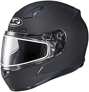 Hjc Snow 5XL Full Face Motorcycle Helmet (Matte Black)
