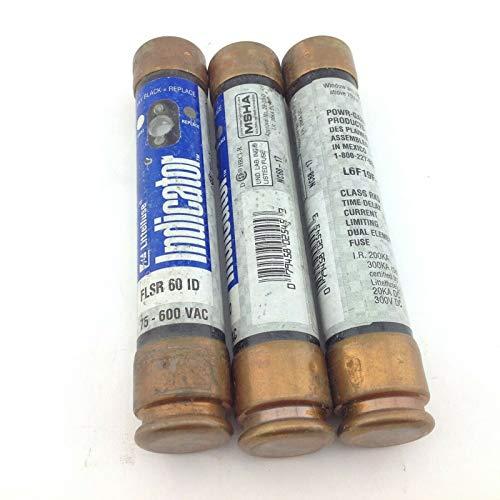 Littlefuse Indicator FLSR-60 ID 600 VAC Beutel mit 3 Stück