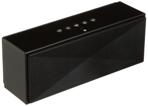 Amazon Basics Wireless Bluetooth Dual 3W Speaker with Built-in Microphone - Blue