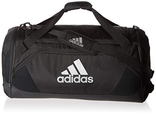 adidas Unisex Team Issue II Large Duffel Bag, Black, ONE SIZE