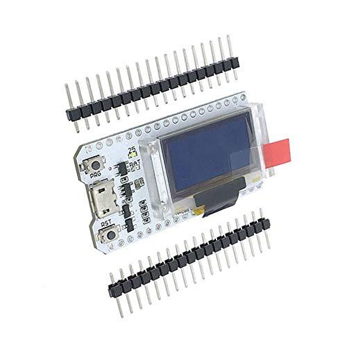 Esp32 OLED Display WiFi Bluetooth Internet 0.96inch Development Board Esp32 Chip Module OLED Display WiFi Development Board Weiß