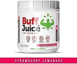 Pre Workout Powder Energy Drink (30 Servings) – Caffeine Free Preworkout Supplement for Men & Women - High-Performance Formula with Beta Alanine, Creatine, L-Citrulline, B-Vitamin Complex