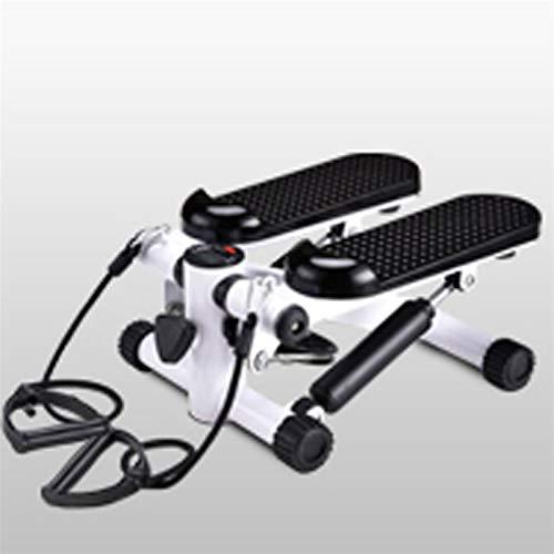 Ejercicio Twist Stepper Escalera Stepper Running Machine Stepper Elíptico Entrenador Fitness Mini Aerobic Stepper Plataforma Equipo Pedal Ejercitador Cinta De Correr Mini ejercicio paso a paso