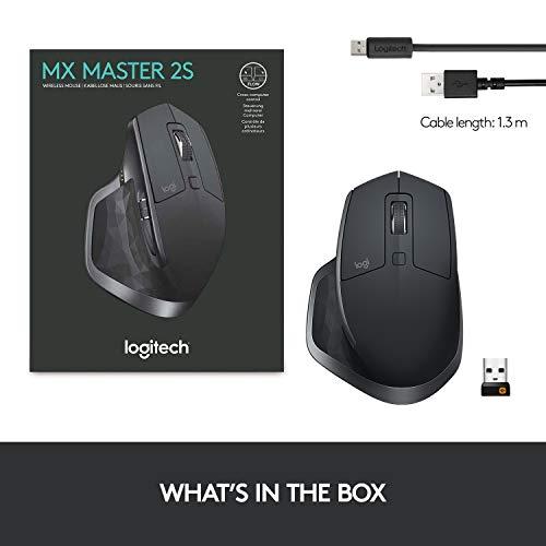 Souris sans fil Logitech® MX Master 2S (910-005131) - 9