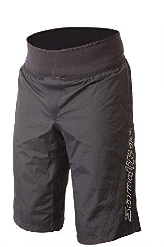 Sandiline Damen Herren Shorts 1.55 mm Neoprenhose Segelhose kurz, Größe:L