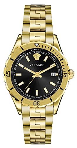 Versace VE3A00820 Hellenyium Heren horloge 42 mm