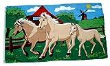 Fahne / Flagge Pferde NEU 90 x 150 cm
