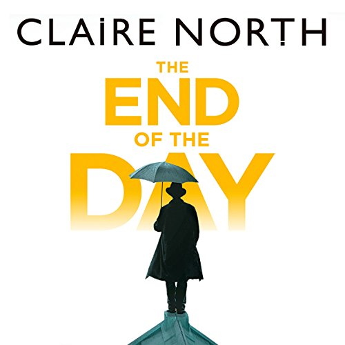 The End of the Day audiobook cover art