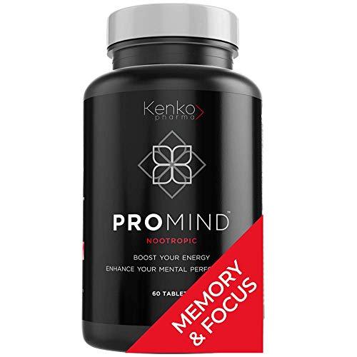 Pastilla para estudiar Kenko pharma
