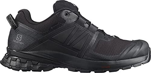 Salomon XA WILD GTX W - Botas de esquí, color negro, Black/Black/Black,...