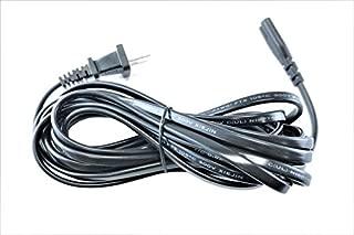Omnihil 15 Feet AC Power Cord Compatible with ZVOX Z-Base 580 555 Soundbase SoundBar Home Theater Speaker