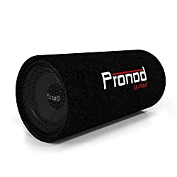 PRONOD SR-P8A+ 8 Inch Active Basstube Subwoofer with Built-in Amplifier,Kianotec Industries Limited