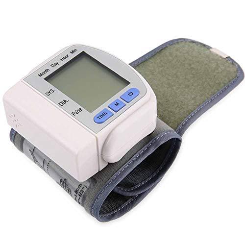 WANGXN Handgelenk-Blutdruckmessgerät Präzises Und Tragbares Digitales Blutdruckmessgerät