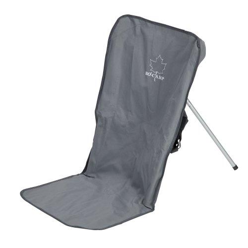 Siehe Beschreibung Rucksack Stuhl, Past in den Rucksack, Alu Gestell, 800g, grau