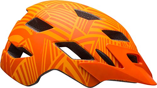 Bell Sidetrack MIPS Youth Bike Helmet (Matte Tang/Orange Seeker...