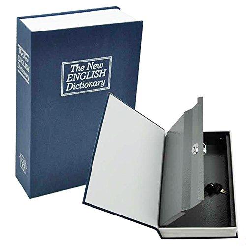 DP Design - Caja de seguridad con aspecto de libro, tamaño grande