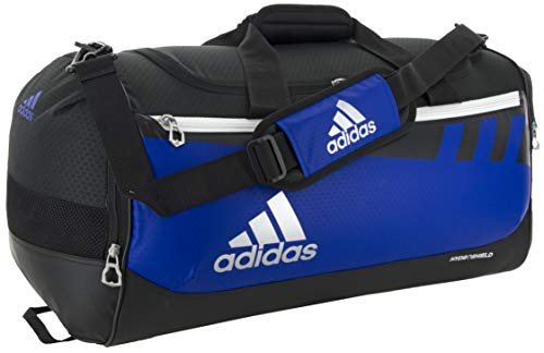 adidas Unisex Team Issue Small Duffel Bag, Bold Blue, ONE SIZE