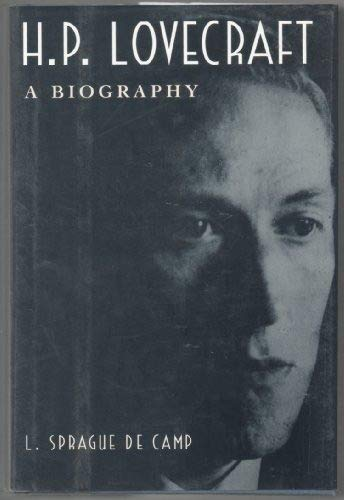 H.P. Lovecraft: A Biography 1566199948 Book Cover