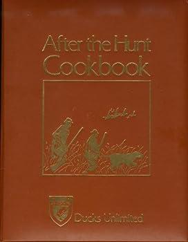 Imitation Leather After the Hunt Cookbook Book