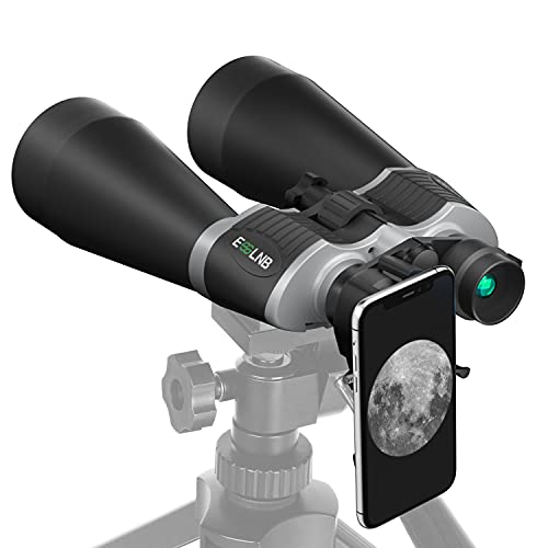 ESSLNB Fernglas Astronomie 13-39X70 Zoom Fernglas Erwachsene mit Handy Adapter Stativadapter und Tasche