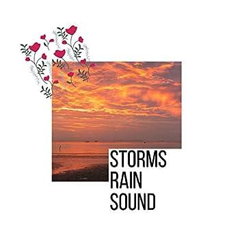 Storms Rain Sound