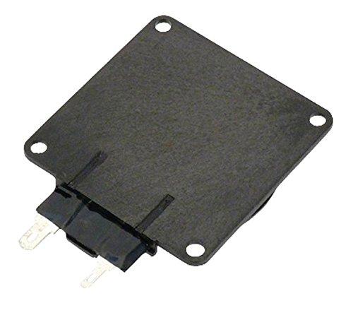 Visaton Einbaulautsprecher, Elektrodynamischer Exciter zur Anregung von Platten zu Biegewellenschwingungen. Die Befestigung (973977000280)