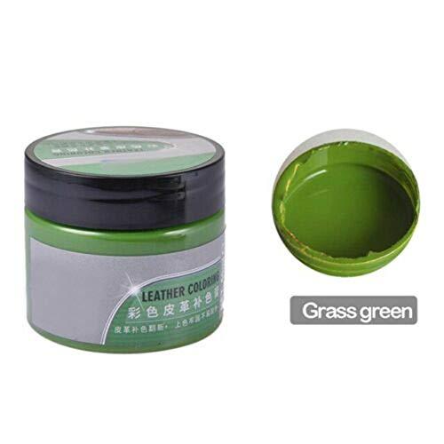 NSDD Advanced Leather Repair Gel, Leder Recoloring Balm Cream, Renovating Repair Cream, Auto Maintenance Agent Coating Paste mit 8 verwandten Werkzeugen