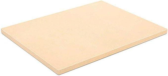 424 opinioni per G.a HOMEFAVOR 37.5 cm x 30 cm Pietra in Cordierite Rettangolare per Pizza o Pane