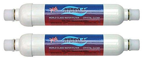 2 x Hydro+ H11MC Waterfilter Voor Koffie, Verkoopmachines & Waterketels - Heeft 3/4