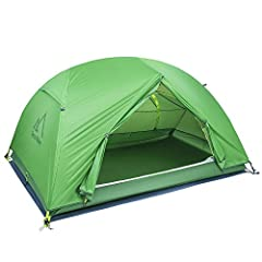 Ultraleichte Camping