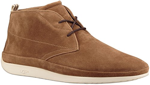 UGG Cali Chukka Ankle-High Suede Fashion Sneakers voor heren