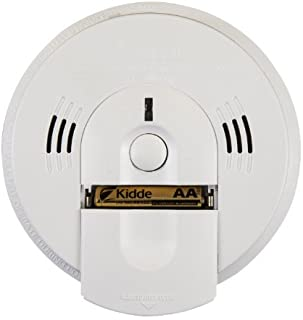 Kidde Battery-Operated Combination Smoke/Carbon Monoxide Alarm with Voice Warning KN-COSM-BA by Kidde