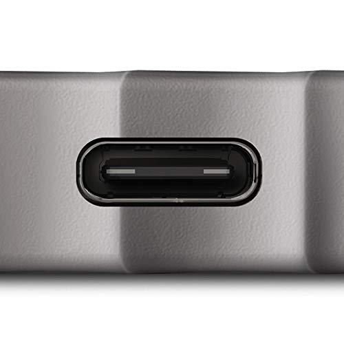 Western Digital WDBKVX0010PSL-WESN My Passport Portable SSD 1TB, Schwarz/Metallic