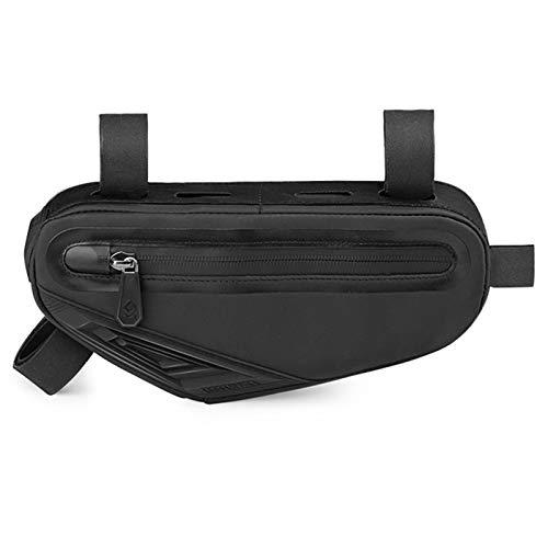 Cucheeky - Bolsa para cuadro de bicicleta (impermeable, gran capacidad, para todos los bicicletas)