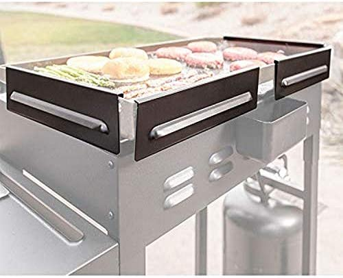 Blackstone 5016 Screen for 28 Front Rear Grease Griddle Easy to Use and Clean Wind Guards Black product image