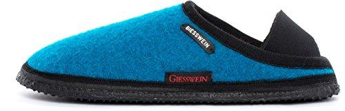 Giesswein Unisex-Erwachsene Neritz Niedrige Hausschuhe, Blau (Taubenblau 573), 36 EU