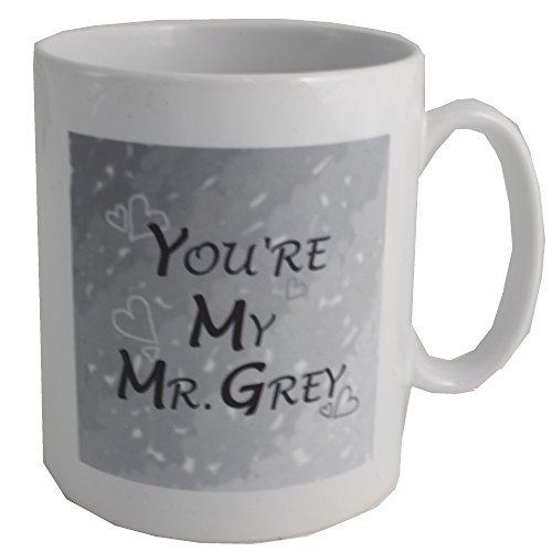 You're My Mr Gris Céramique Mug