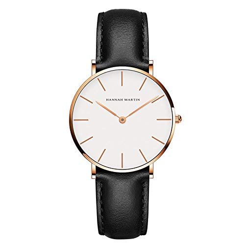 Reloj - HANNAH MARTIN - Para Mujer - HMCB36.blackg