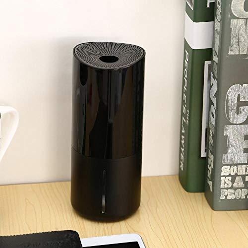Aromatherapie Luftbefeuchter USB 300ML Luftbefeuchtungsgerät Aroma Diffusor-Weiß