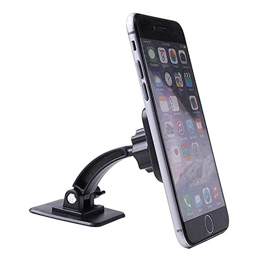 NOVHOME Soporte para teléfono para automóvil, Soporte Universal para teléfono para automóvil Soporte para teléfono Ajustado para automóvil Soporte para GPS para automóvil para iPhone Xiaom