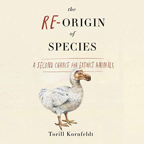 The Re-Origin of Species audiobook cover art