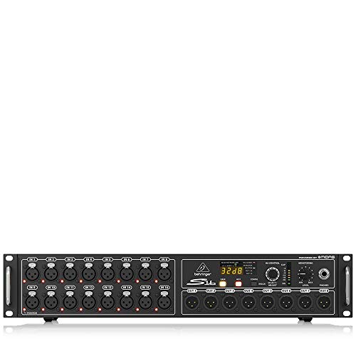 Behringer Digital Snake S16 - Módulo de sonido (482 x 225 x