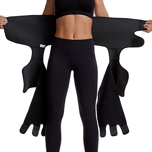 Lifesongs Sport Powergürtel Waisttrainer Taillengürtel Korsett, Powerbelt, Cincher, Shaper, Unterstützung fürs Training, Fitness