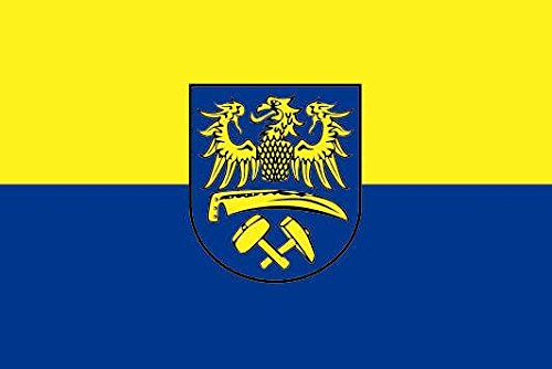 U24 Flagge Fahne Oberschlesien 90 x 150 cm