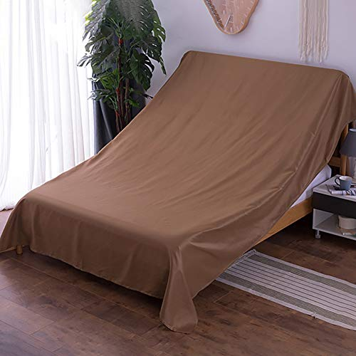 BCGT Extra Grande Sofá Sofá Cubierta (275'x95), Cubierta Cubiertas a Prueba de Polvo del sofá de Almacenamiento a Prueba de Polvo, sofá Cama Muebles Cubierta del Protector, Refugio a Prueba de Agua